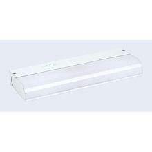 "Canarm FB5131-C - Fluorescent, FB5131-C, 12 1/4"" Under Cabinet Fluorescent Strip Bar, Direct Wire, 1 Bulb, 8W T5 ("