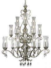 Z-Lite 720-18-AS - 18 Light Chandelier