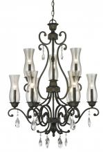 Z-Lite 720-9-GB - 9 Light Chandelier