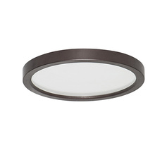 "Canarm LED-SM55DL-ORB-C - LED Disk, LED-SM55DL-ORB-C, 5.5"" ORB Color Trim, 12W Dimmable, 3000K, 660 Lumen, Surface Mounted"