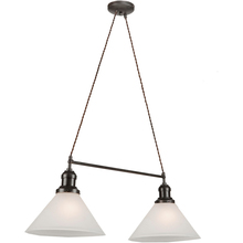 Artcraft CL1382OB - Two Light Oil Rubbed Bronze Island Light