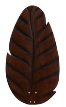 Fanimation B854DC - myFanimation Blade Set of Five - 54 inch - Buttonwood/Oval Leaf - Dark Cherry